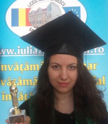 LICEU 2011 DRĂGUȘIN RODICA